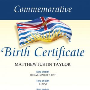 Group logo of All About Birth Certificates